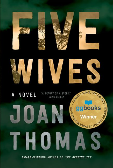 Five Wives, by Joan Thomas