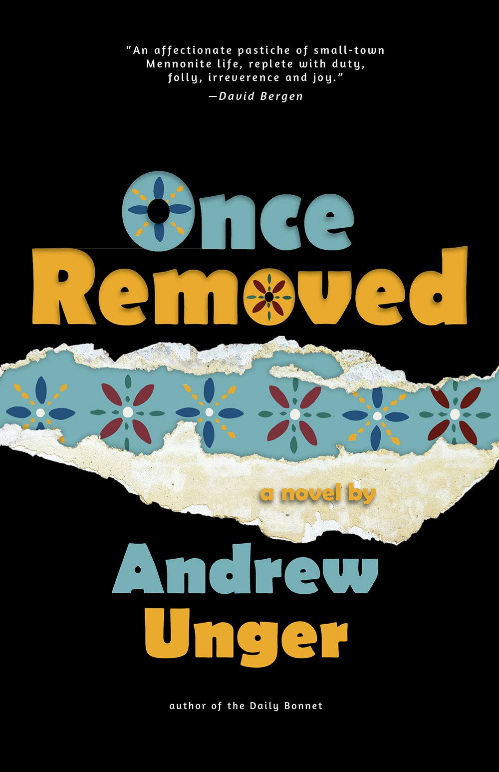 Once Removed, by Andrew Unger
