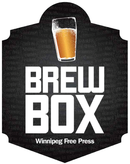 Winnipeg Free Press Brew Box