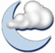 Weather Partly cloudy