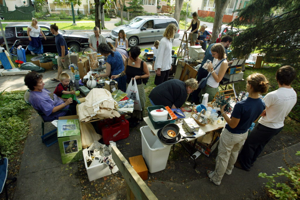 Garage sale season is upon us: Here's how you can profit by turning trash into treasure.