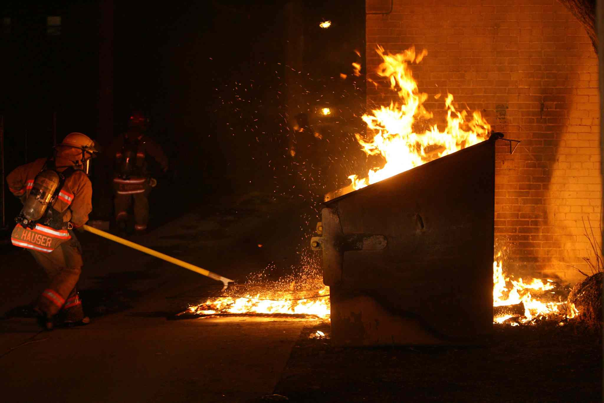 A prevention program is also believed to have played a role in a significant decline in arsons in Winnipeg.