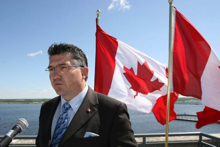 James Bezan has served as the chair of the Standing Committee on National Defence.