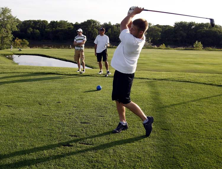 OURS wants the city to reconsider its plans to redevelop areas such as the Canoe Club golf course.