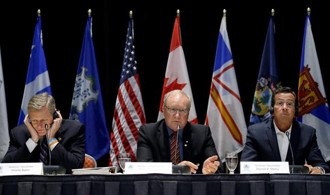New England governors and Eastern Canadian premiers to meet