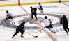 Jets take to the ice at MTS Centre for first time