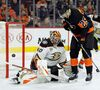 Hart, Couturier lead Flyers over slumping Ducks 6-2