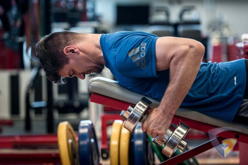 - Gary Roberts High Performance Training (The Off-Season Program) & Jeremie Dupont Photography