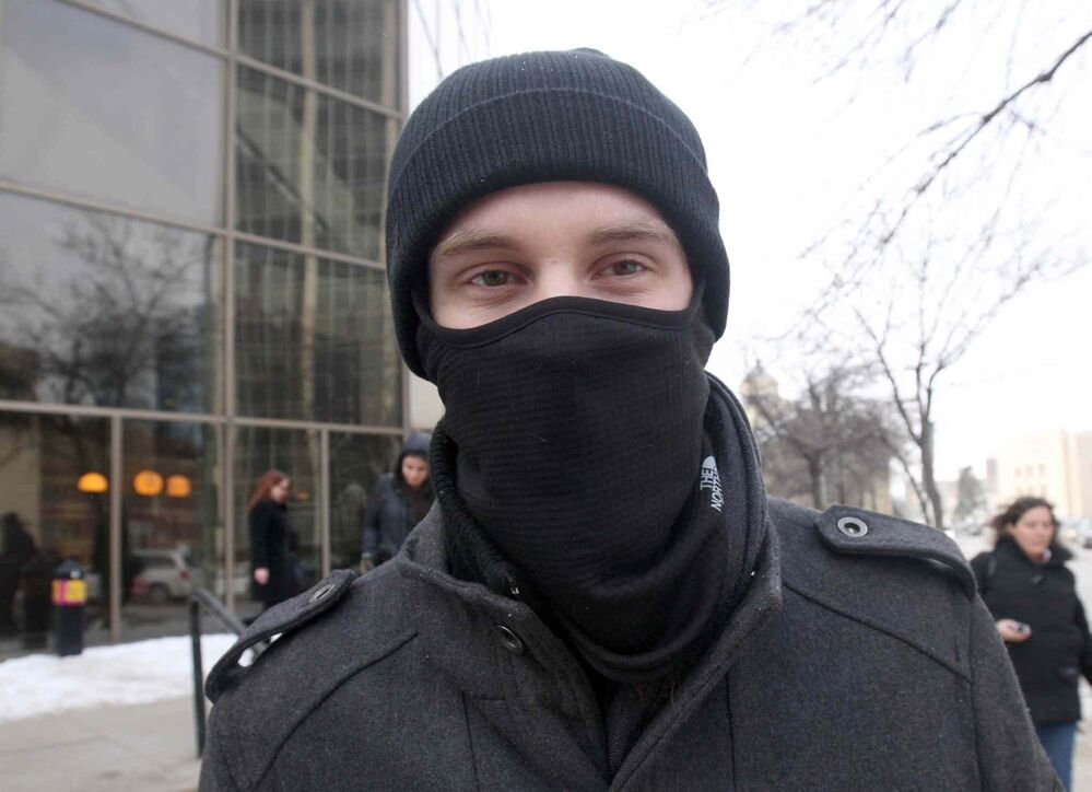 Aaron Driver, who was accused of being involved in terrorist activity, leaves the Manitoba Courts after signing a peace bond to get his GPS bracelet removed. Driver was later killed by police in Strathroy, Ont. Aug. 10, 2016, and was suspected of plotting a suicide bomb attack in an unnamed major Canadian city.  -