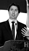 Justin Trudeau faces challenges in Quebec.