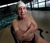 Winnipeg's Jaring Timmerman, swimming world record holder, dies at 105