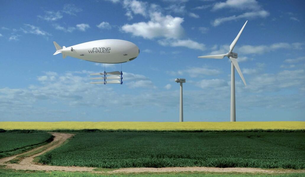 Sky-high potential for airships