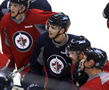 Jets centre Lowry benefiting from savvy veteran Stafford