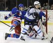 Jets crash against Rangers