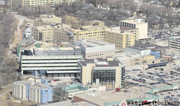 KEN GIGLIOTTI / WINNIPEG FREE PRESS archives St. Boniface Hospital (above), Concordia Hospital (top right) and Victoria Hospital (bottom right) have experienced viral and superbug outbreaks. Statistics for the last three years were only released when a Freedom of Information request was filed.