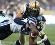 Bombers say little about Newman's leg injury