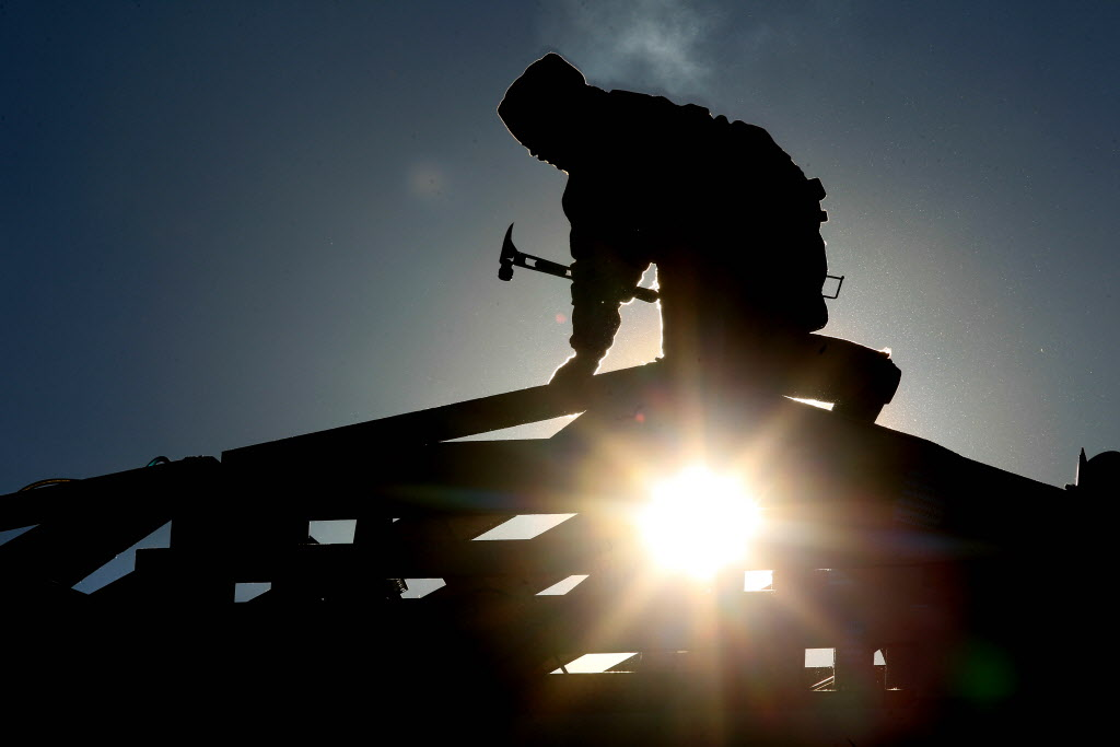 Skilled tradespeople are needed in Manitoba in the next 10 years for housing and hydro-dam construction, data show. The construction sector has nine per cent of available jobs provincewide.