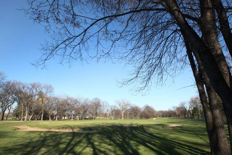 This morning, city council's property committee voted to strike a report from the agenda that called for public consultations on the redevelopment for golf courses.