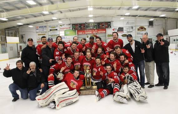 The name of the Morden Redskins senior A men's hockey team is now being questioned.