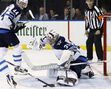 Laine, Mason take a bite out of the Big Apple in Jets 3-0 win over Rangers