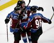 Top Avs trio still respected despite rare off night