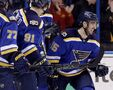Fabbri eager to prove himself again with Blues after consecutive knee injuries
