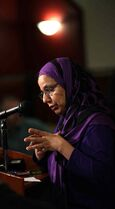 Shahina Siddiqui says the RCMP 'can take... or leave' the guidelines in the handbook.