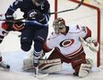 Southeast Division tightens as Hurricanes beat Jets 3-1