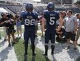 Bombers uniforms give loyal fans the Blues