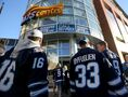 True fans: Over 96 per cent of those eligible renew Jets season tickets