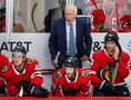 Blackhawks coach Quenneville calls crackdown on faceoff violations an 'epidemic'