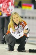 Jennifer Jones and her teammates are aiming for the 2018 Olys.
