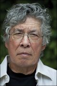 Writer Thomas King of Guelph, Ont., won the $25,000 RBC Taylor Prize for non-fiction on Monday, March 10, 2014 for his book