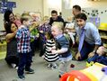 Liberals include 'a lot of baloney' while promoting record on child care