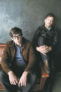 Patrick Carney, left, and Dan Auerbach of the Black Keys.