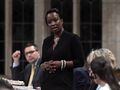 Celina Caesar-Chavannes quits Liberal caucus, sits as independent MP