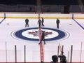 Jets open NHL season in Phoenix Oct. 9