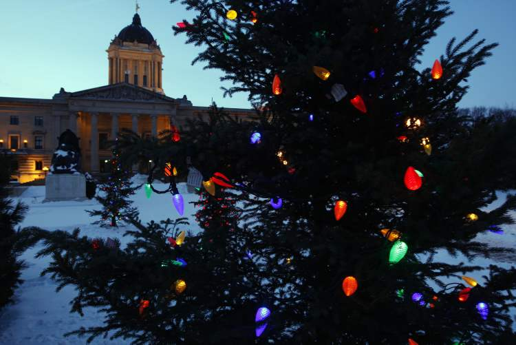 The 91st session of Youth Parliament of Manitoba opens this evening at the Manitoba Legislative Building.
