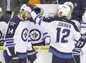 Peluso takes Olli's odd advice after first goal