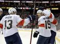 Panthers snap 3-game skid with 5-3 win over Devils