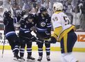 Jets devour Predators in Game 3