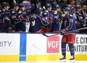 Bobrovsky shuts down Hurricanes as Blue Jackets win 3-0