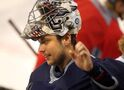 No. 1 goalie's numbers up
