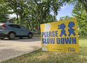 Slower speeds make safer neighbourhoods