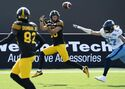 Sophomore Acklin has taken long path to becoming Hamilton Tiger-Cats leading receiver