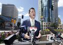 Bowman vows to reopen Portage & Main