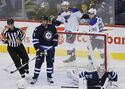 Winnipeg Jets vs. St. Louis Blues, Oct. 18, 2013