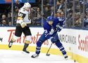 Leafs connect on the power play, Tavares scores in OT as Toronto downs Vegas 2-1
