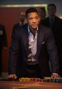 In this image released by Warner Bros. Pictures, Will Smith appears in a scene from the film,