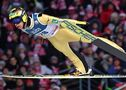 At 45, ski jumper Kasai set for record 8th Winter Games
